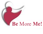 logo Be More Me
